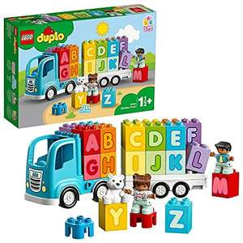 LEGO Duplo 10915 - Mein erster ABC-Lastwagen [Amazon Prime]