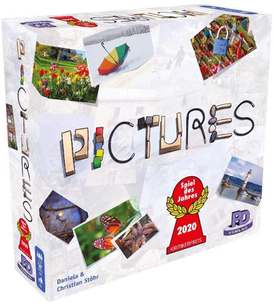 [Prime] Pictures – Spiel des Jahres 2020 (PDV09723, 7.2 BGG)