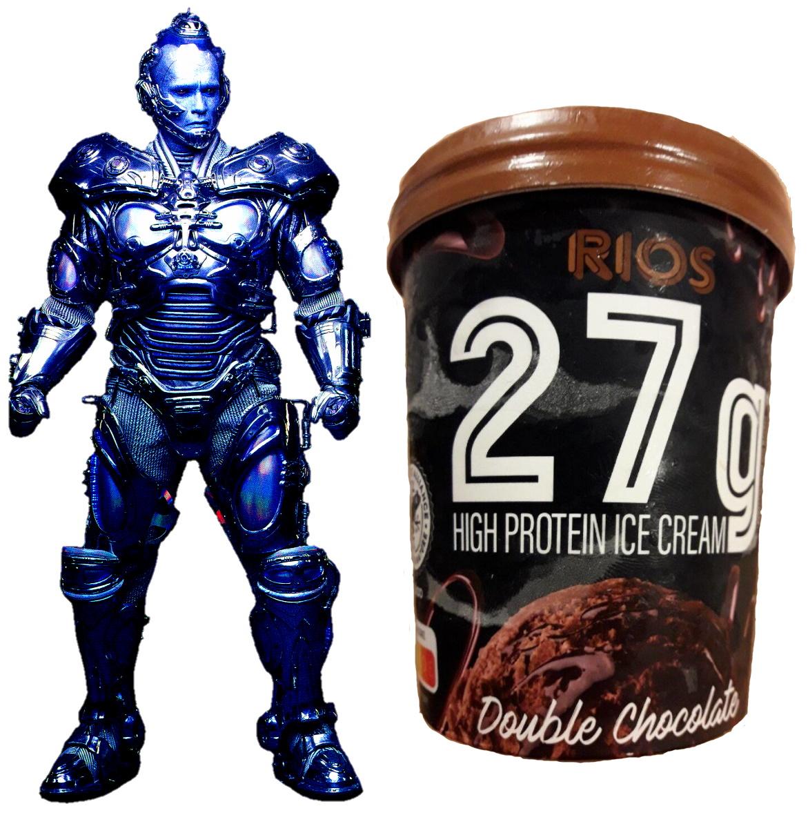 Pumpermarkt [18/21]: z.B. 500ml/290g Rios High Protein Ice Cream für 2,54€ bei Penny