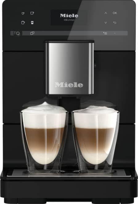 Miele CM 5310 Silence obsidianschwarz Kaffeevollautomat