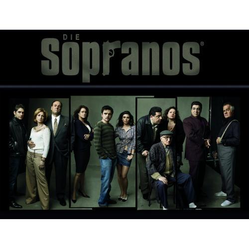 [AMAZON] Die Sopranos - Die ultimative Mafiabox [28 DVDs] für 44,97€