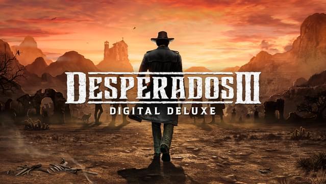 [GOG] Desperados 3 Digital Delux Edition