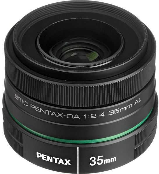 Pentax DA 35mm F2.4 AL Objektiv