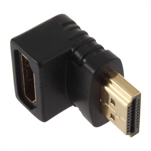 (CN) Rechtwinkliger HDMI Adapter für 1€ @ ebay