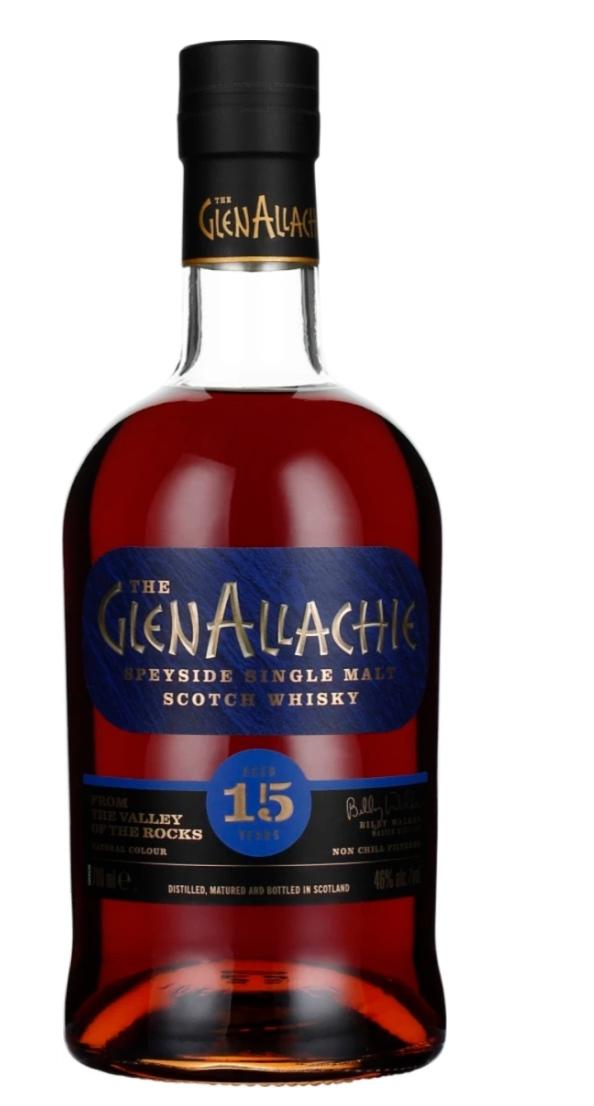 Glenallachie 15 Scotch Whisky 46%Vol bei DrankDozijn