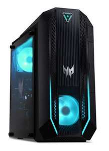 ACER Predator Orion 3000 (PO3-620) Gaming-PC (i7-10700F, 16 GB, 1 TB SSD, GeForce RTX 3070, Tempered Glass Side Panel, Windows 10 Home
