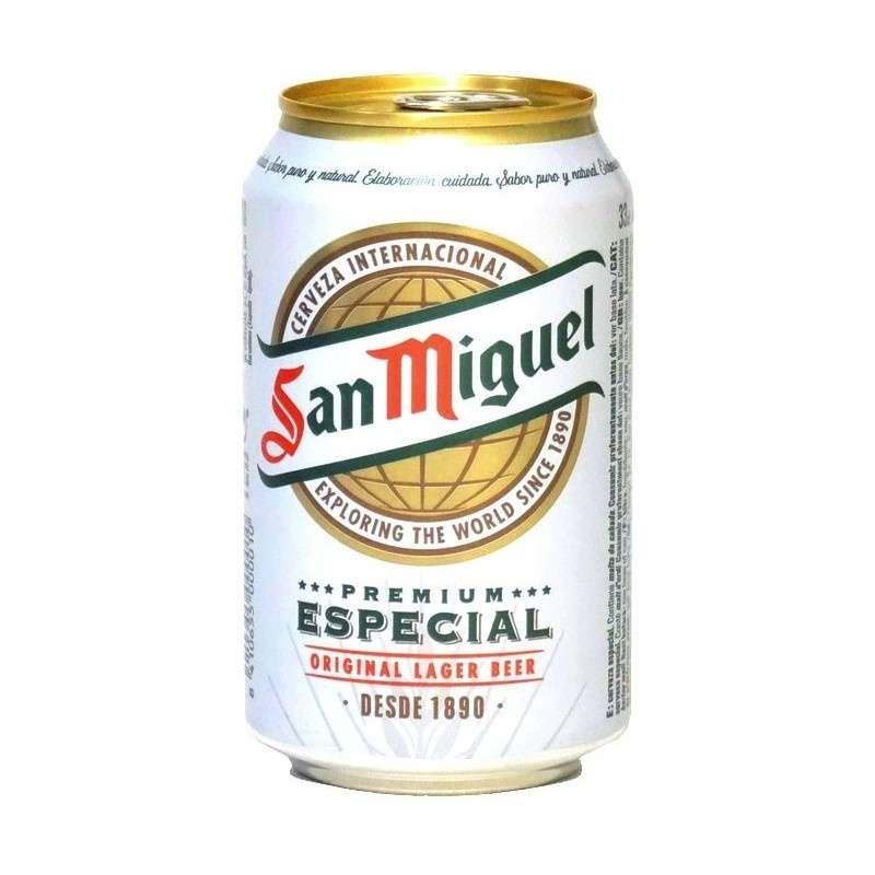 [ALDI bundesweit] San Miguel Especial Bier 0,33l Dose ab 21.05. für nur 0,69€ (zzgl. Pfand)