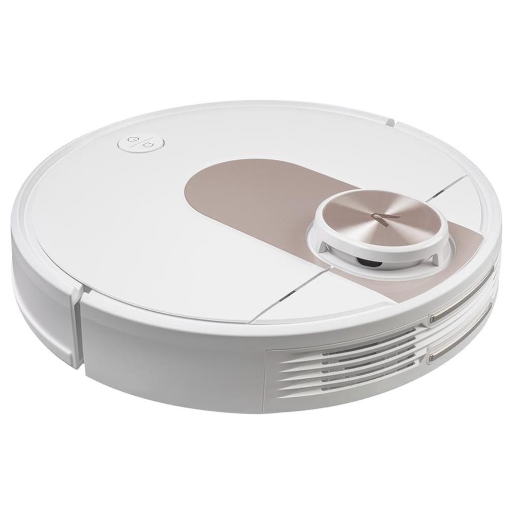 Viomi SE: Saugroboter mit Wischfunktion (Lasernavigation mit Karte, 2200Pa, ~130min Laufzeit, mehrere Etagen, virtuelle Wände, Xiaomi Home)