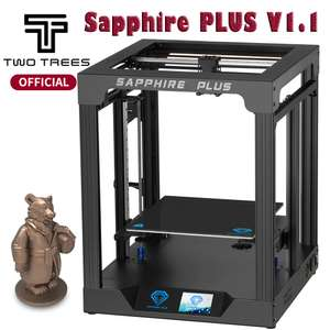 Two Trees Sapphire Plus V1.1 CoreXY-3d-Drucker