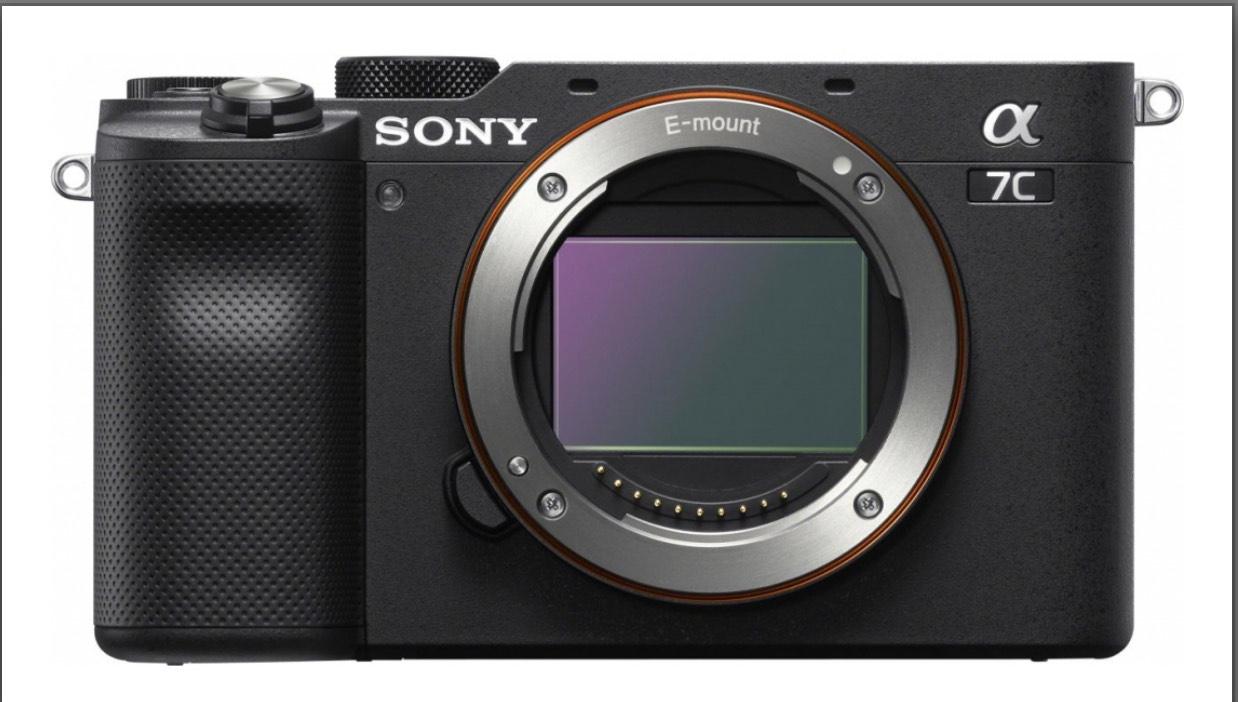 Sony Alpha 7c Body Only (Foto Erhardt)