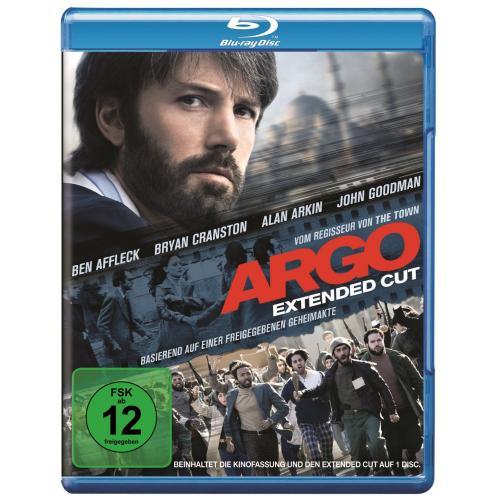 ARGO - Extended Cut [Blu-ray] für 13,97€ @ Amazon
