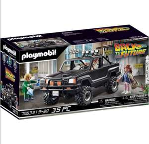 Playmobil® 70633 Back to the Future Marty's Pick-up Truck Rofu Click & Collect