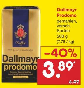 [Netto] Dallmayr Prodomo