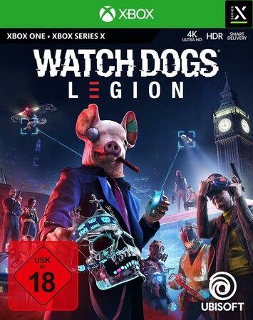 [Lokal Kretzschau OT Grana] Watch Dogs: Legion(Xbox One)