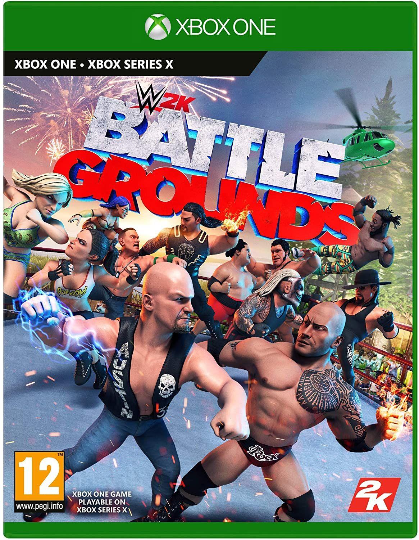 WWE 2K Battlegrounds(Xbox One) [Amazon.co.uk]
