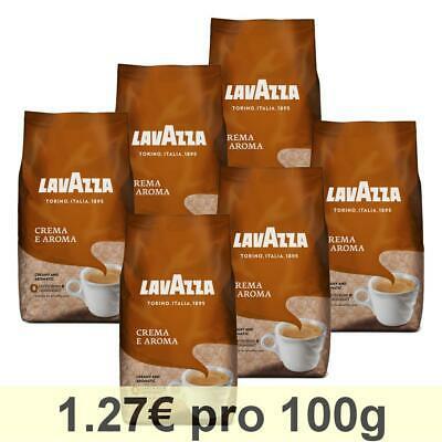 Lavazza Kaffeebohne Crema e Aroma 6 KG