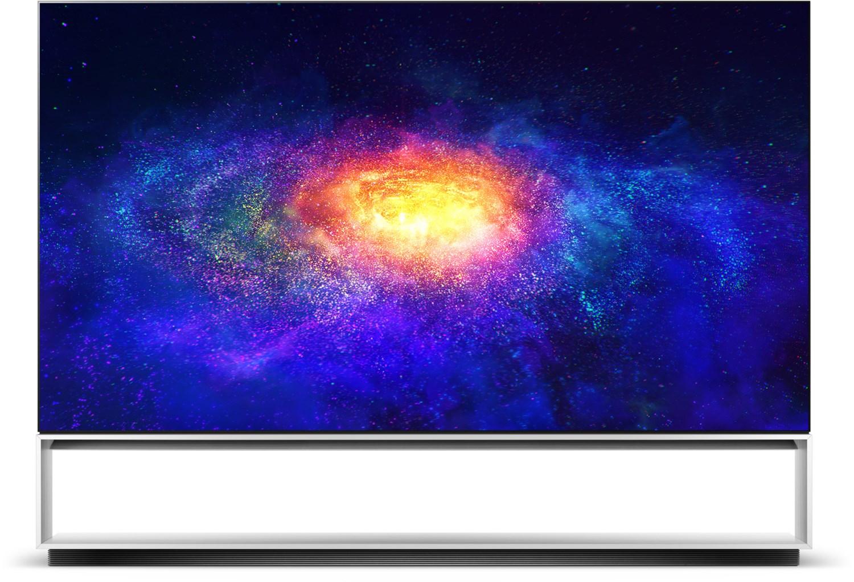 "LG SIGNATURE OLED88ZX9LA 222 cm (88"") OLED-TV [eff. 11877,99€] + LG GX Soundbar + Subwoofer"