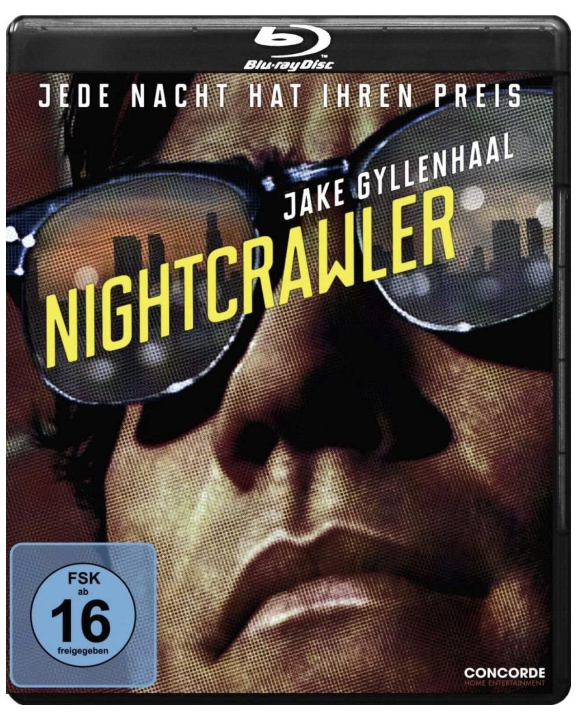 (Prime) Nightcrawler - Jede Nacht hat ihren Preis [Blu-ray]