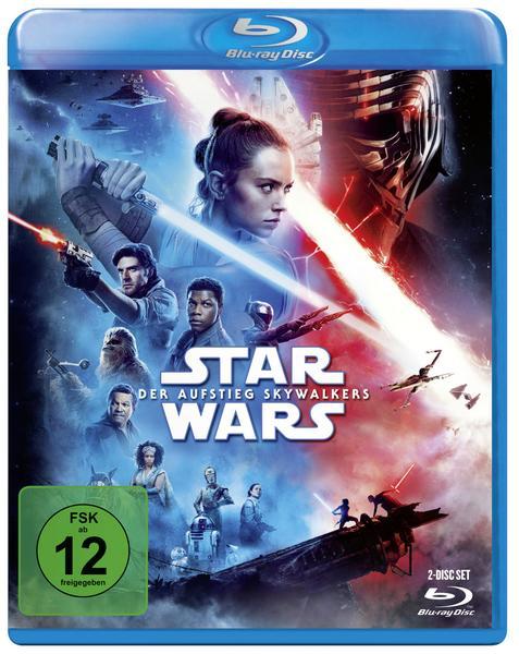 Star Wars - Der Aufstieg Skywalkers (Blu-ray) für 7,39€ inkl. Versand (Thalia Kultklub)