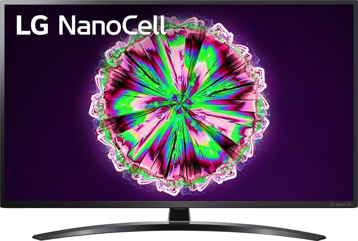 LG NANO796NE 55 Zoll Nano-Cell LED Fernseher