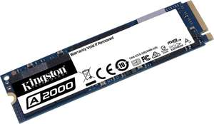 Kingston A2000 NVMe 1TB, M.2 (SA2000M8/1000G)