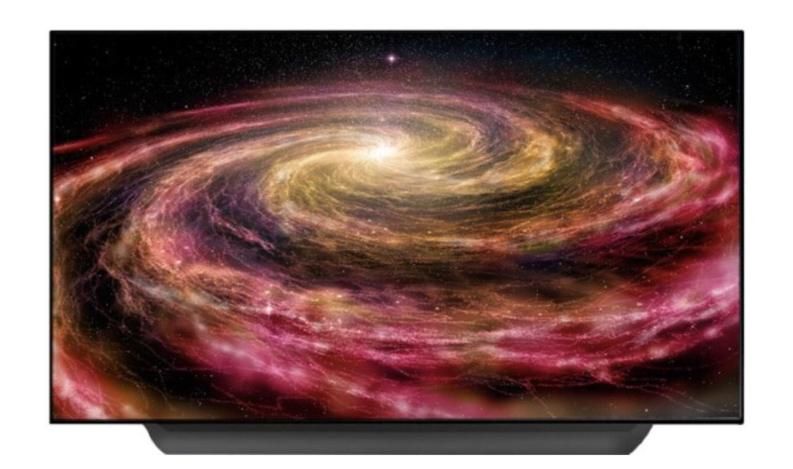 LG OLED65CX 6LA 4K OLED-Fernseher, Smart-TV, WLAN