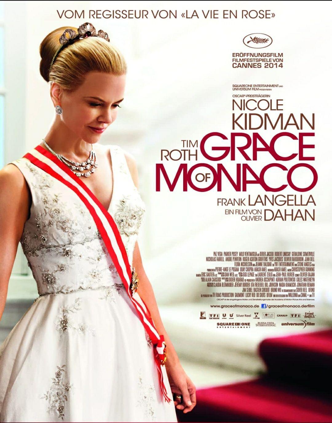 """[ARD Mediathek] """"Gracia Patricia - Fürstin von Monaco"""" mit Nicole Kidman, Tim Roth und Frank Langella kostenlos streamen"""