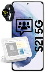 Samsung Galaxy S21 128GB 5G + Galaxy Watch Active2 + Google Nesthub für 59,95€ einmalig und 29,95€ im Telekom Magenta Eins Young S
