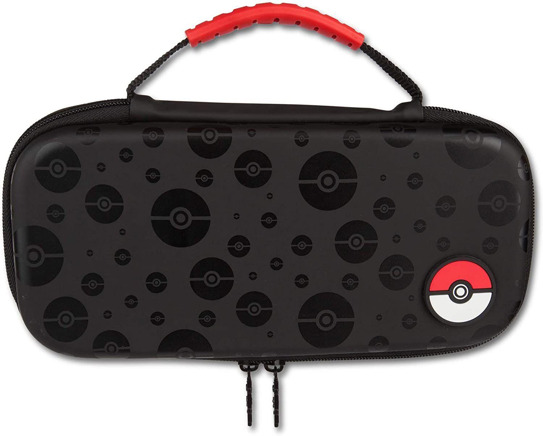 PowerA Schutzhülle für Nintendo Switch Pokémon Poke Ball schwarz [Amazon Marketplace]