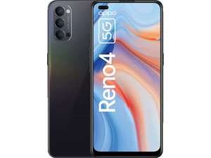 [MM/Saturn/Amazon] OPPO Reno4 5G Smartphone, 6,4 Zoll AMOLED Display, 128 GB ROM, 8 GB RAM, 48 MP Triple-Kamera, 32 MP Dual Front-Kamera