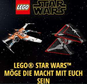 [Sammeldeal] LEGO Star Wars May the 4th be with you! - Angebote z.B: LEGO Star Wars 75252 Imperialer Sternzerstörer™ für 567€