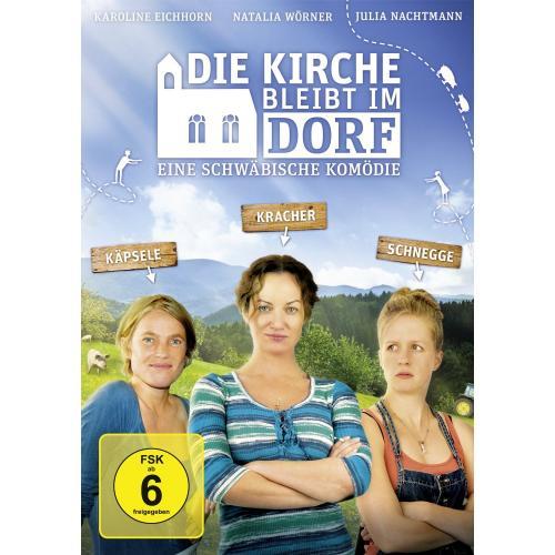 DIE KIRCHE BLEIBT IM DORF der Schwaben Bloggbaschter DVD 11,99 (Saturn Stuttgart)