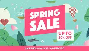 [humble bundle] Games im Spring Sale bis zu 90% reduziert | z.B. The Witcher 3, No Man's Sky u.a.