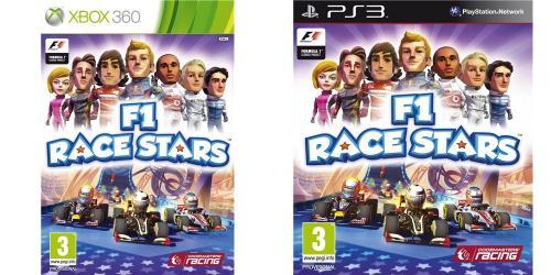 PS3/XBox360 – F1 Race Stars für €17,17 [@Zavvi.com]