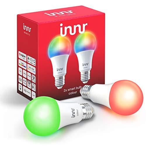 innr Smart LED RGB 9,5W E27 2er-Pack