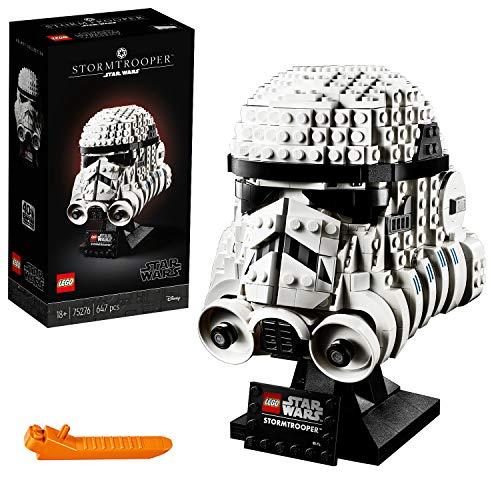 Lego 75276 Star Wars Stormtrooper Helm, Bauset für 36,39€ inkl. Versandkosten