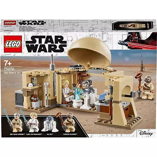 Mytoys Lego Star Wars - Obi Wan's Hütte 75270 UVP 29.99€