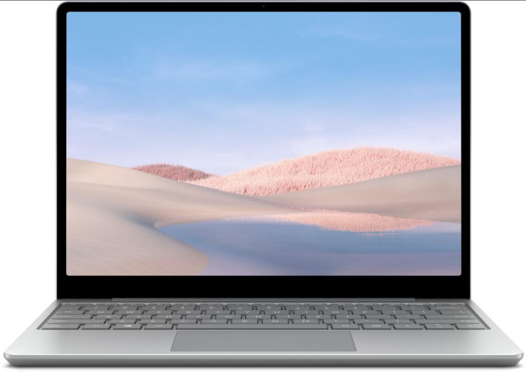 Microsoft Surface Laptop Go | 12,4 Zoll | i5-1035G1 | 8GB Ram | 128GB [Bestpreis laut Geizhals bei Hitseller.de]