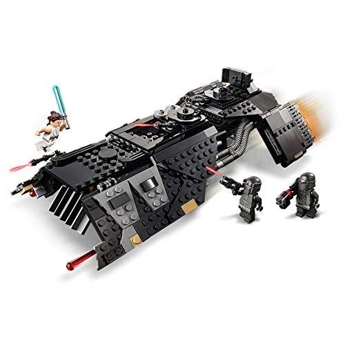 Lego 75284 Star Wars - Transportraumschiff der Ritter von Ren (595 Teile)