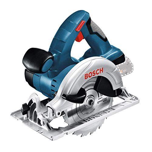 Bosch Professional Akku Kreissäge GKS 18 V-LI (ohne Akkus und Ladegerät, im Karton)