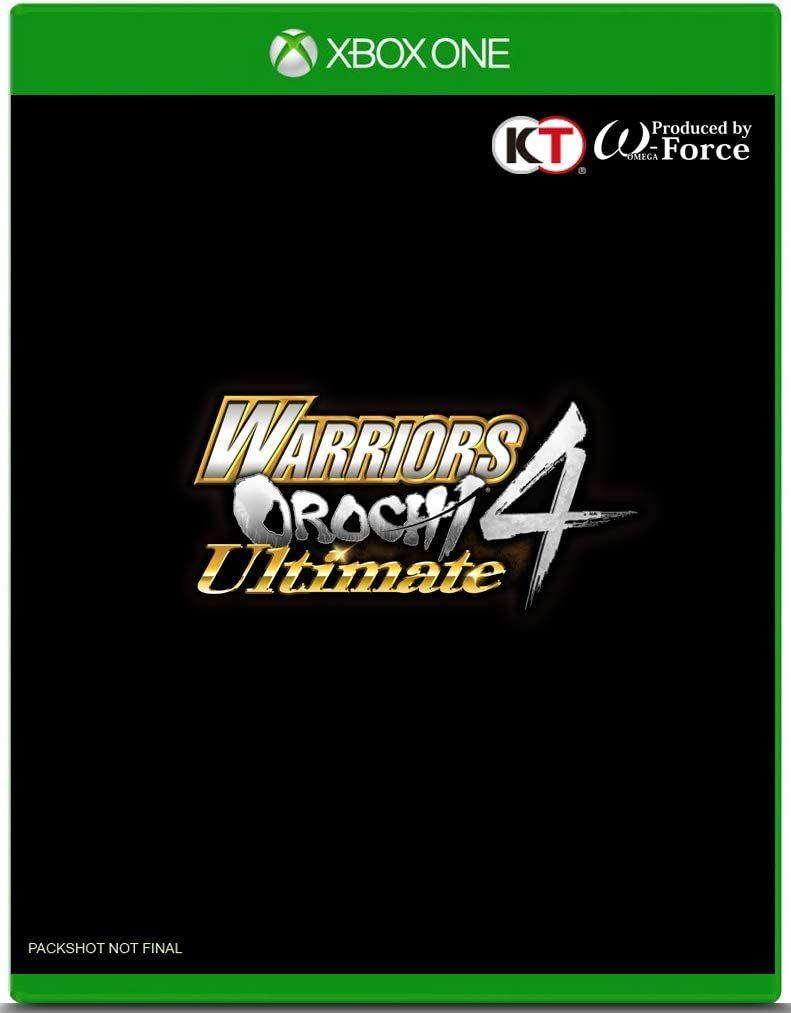 Warriors Orochi 4Ultimate (Xbox One) [Amazon Prime & Conrad]
