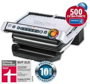 TEFAL Optigrill GC705D* +500 Payback-Punkte