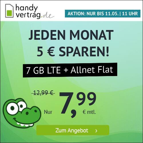Drillisch KW18 Angebote: 7GB LTE Handyvertrag.de (7,99€) I 10GB LTE simplytel (9,99€) I 16GB LTE winSIM (14,99€)