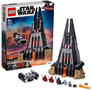 Amazon [FR] LEGO® Star Wars 75251 Darth Vaders Festung UVP 129,99€