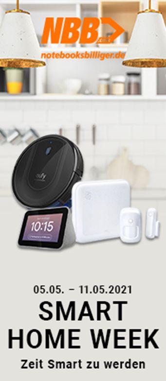 NBB Smart Home Week: Diverse Produkte von Shelly, Lenovo, essentials, innr, Lupus, Nedis, uvm.