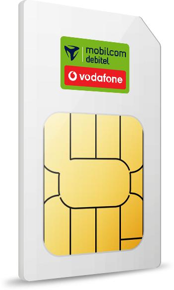 30GB LTE 100Mbit Debitel Vodafone mit Allnet und SMS Flat für 10,83€ mtl. durch 500€ Coupon