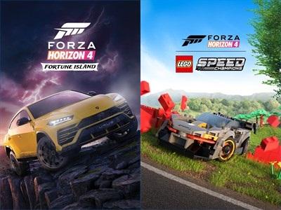[Forza Horizon 4] Fortune Island & Lego Speed Champions je 4,87€ [Xbox One / Series X|S & Windows 10 PC · Microsoft Store Island]