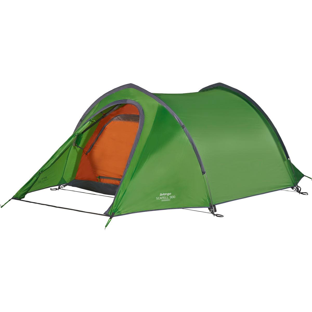 Vango Scafell 300 Zelt, 3-Personen / 2,48 kg / Wassersäule 3000mm bzw. 6000mm / Packmaß 48 x 17 cm