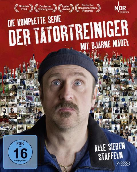 Der Tatortreiniger - Die komplette Serie (Blu-ray) für 38,27€ inkl. Versand (Thalia & Amazon)