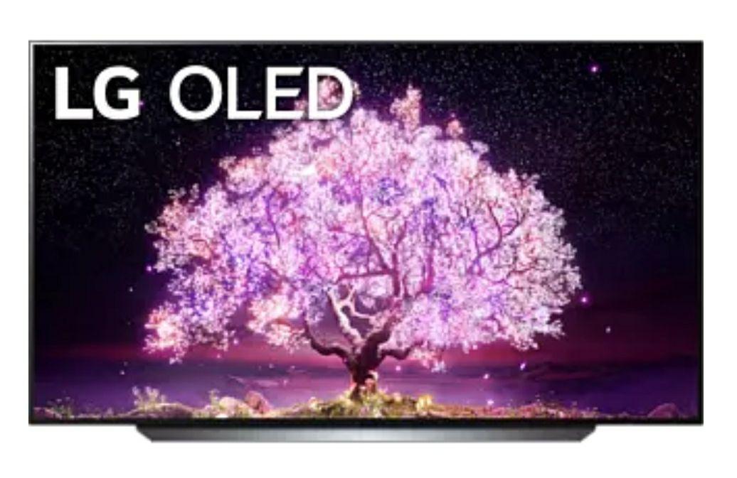 LG OLED65C17LB TV UHD,webOS 6.0 (2021 Edition) (210€ Cashback)